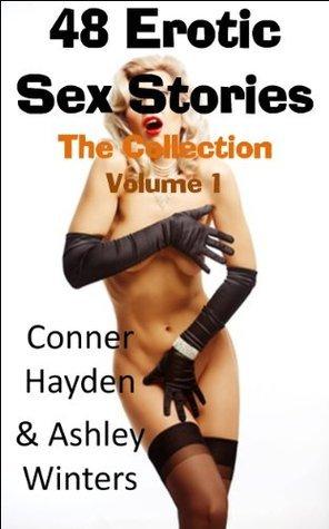 48 Erotic Sex Stories Conner Hayden