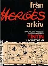 Från Hergés arkiv Hergé