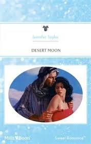 Desert Moon Jennifer Taylor