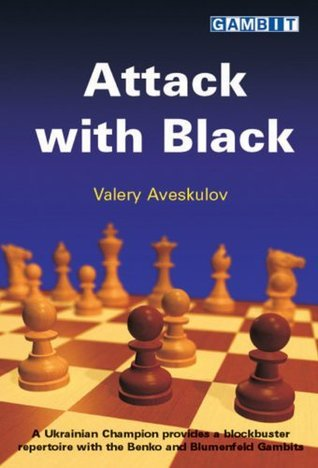 Attack with Black Valery Aveskulov
