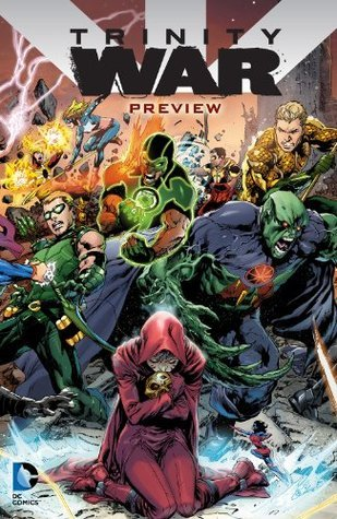 Trinity War Preview Book #1  by  Geoff Johns