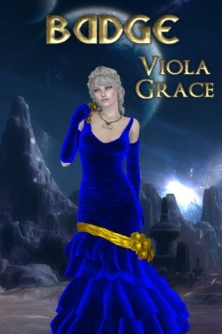 Badge Viola Grace