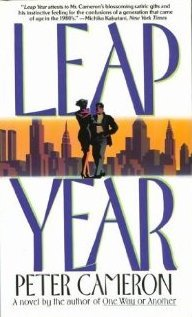 Leap Year  by  Peter Cameron