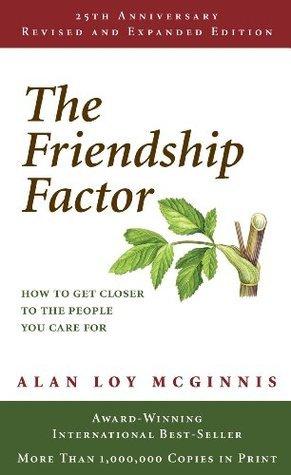 Friendship Factor Alan Loy McGinnis