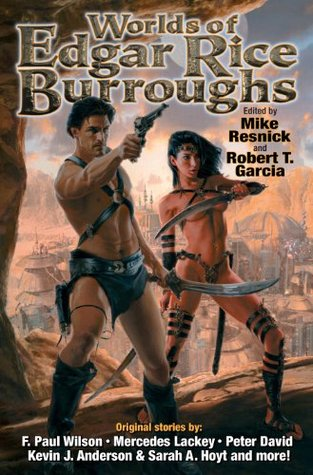 Worlds of Edgar Rice Burroughs Mike Resnick
