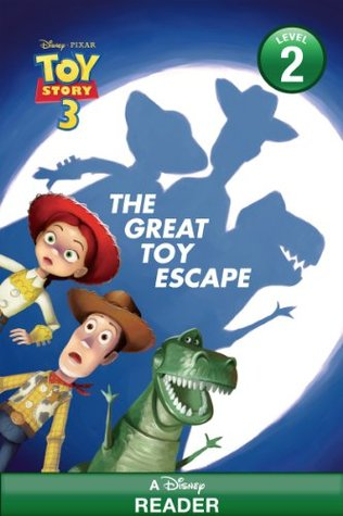 Toy Story 3: The Great Toy Escape Kitty Richards