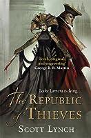 The Republic of Thieves (Gentleman Bastard, #3)
