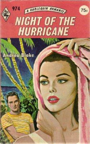 Night of the Hurricane Andrea Blake