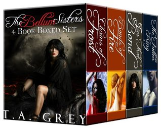 The Bellum Sisters Book Bundle  by  T.A. Grey