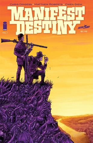 Manifest Destiny #1  by  Chris Dingess