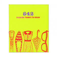 642 Fashion Things to Draw  by  Chronicle Books