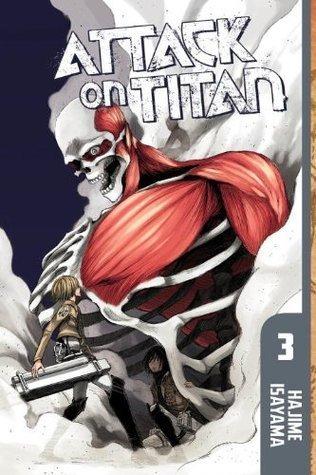 Attack on Titan 3  by  Hajime Isayama