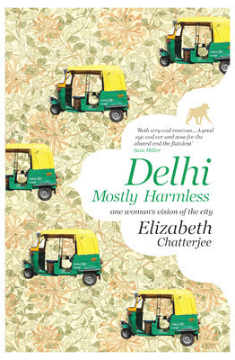 Delhi Mostly Harmless : One Womans Vision of the City  by  Elizabeth Chatterjee