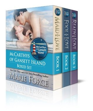 McCarthys of Gansett Island Boxed Set (The McCarthys of Gansett Island, #1-3) Marie Force