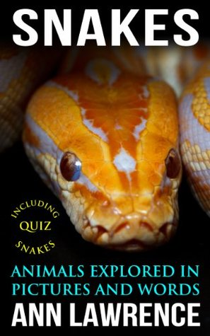 Snakes - Animals Explored in Words and Pictures  by  Ann Lawrence