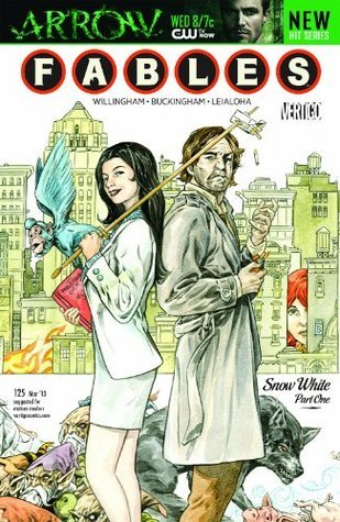 Fables #125 Bill Willingham