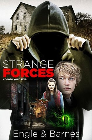 Strange Forces 1  by  Marty M. Engle