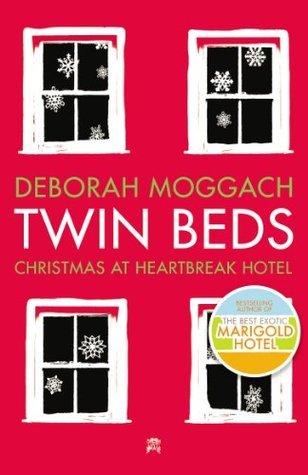 Twin Beds: Christmas at Heartbreak Hotel  by  Deborah Moggach