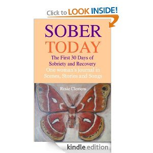 Sober Today: The First 30 Days of Sobriety and Recovery, One Womans Journal in Scenes, Stories, and Songs  by  Rosis Clemens