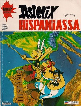 Asterix Hispaniassa (Asterix, #7)  by  René Goscinny