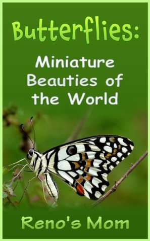 Butterflies:  Miniature Beauties of the World  by  Renos Mom