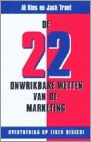De 22 onwrikbare wetten van de marketing  by  Ries Al