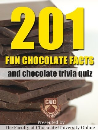 201 Fun Chocolate Facts and Chocolate Trivia Quiz  by  Faculty at Chocolate University Online
