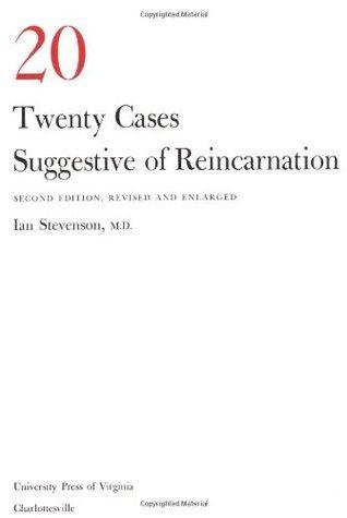 Twenty Cases Suggestive of Reincarnation, 2D Ian Stevenson