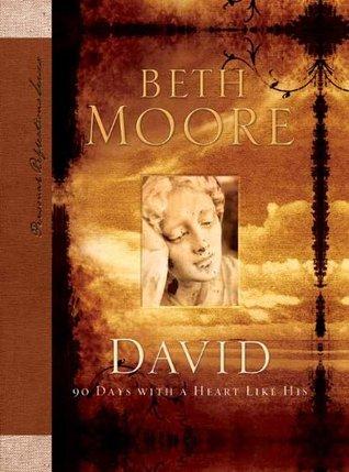 David (Personal Reflections Series) Beth Moore