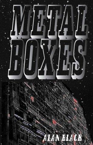 Metal Boxes  by  Alan   Black