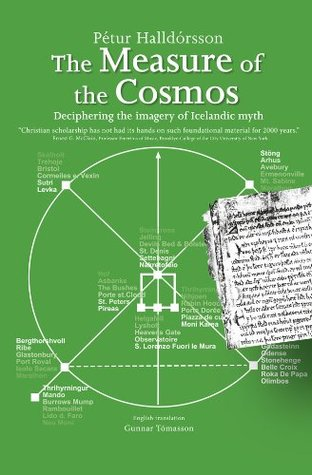 The Measure of the Cosmos: Deciphering the Imagery of Icelandic Myth  by  Pétur Halldórsson