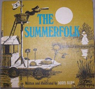 The Summerfolk Weekly Reader Book Club Edition  by  Dorothy Burn