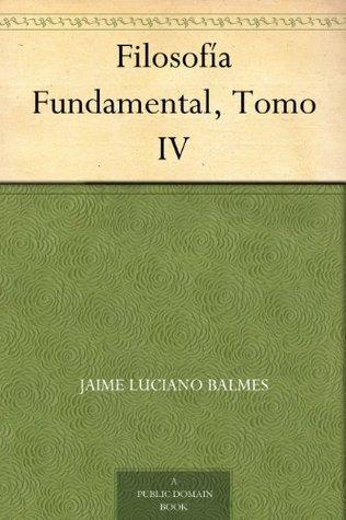 Criterio Jaime Balmes y Urpiá