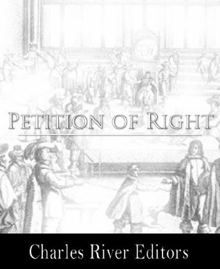 Petition of Right  by  English Parliament