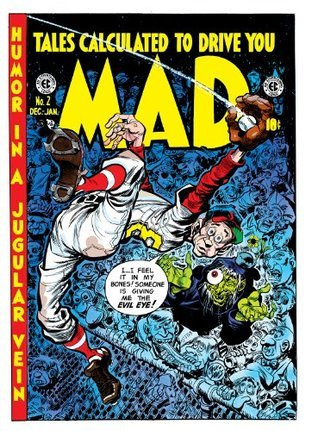 Mad Magazine #2 Harvey Kurtzman