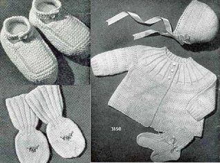 Knitting for Baby - Baby Knitting Patterns Unknown