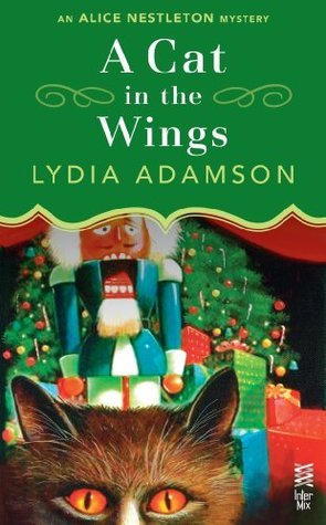 A Cat in the Wings: (InterMix) Lydia Adamson