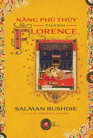 Nàng phù thủy thành Florence  by  Salman Rushdie