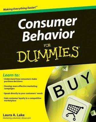 Consumer Behavior For Dummies Laura Lake