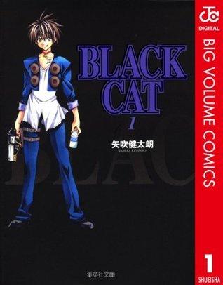 Black Cat Bunkoban 1 (Black Cat Bunkoban, #1)  by  Kentaro Yabuki