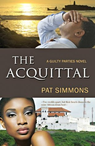 THE ACQUITTAL (A Guilty Parties Novel)  by  Pat Simmons