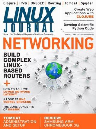 Linux Journal July 2013 Kyle Rankin