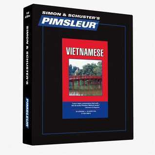 Vietnamese, Comprehensive: Learn to Speak and Understand Vietnamese with Pimsleur Language Programs  by  Pimsleur Language Programs
