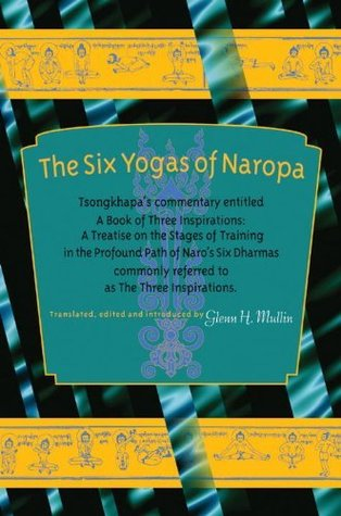 The Six Yogas Of Naropa: Tsongkhapas Commentary Entitled A Book Of Three Inspirations: A Treatise On The Stages Of Training In The Profound Path Of Naros Six Dharmas Tsongkhapa