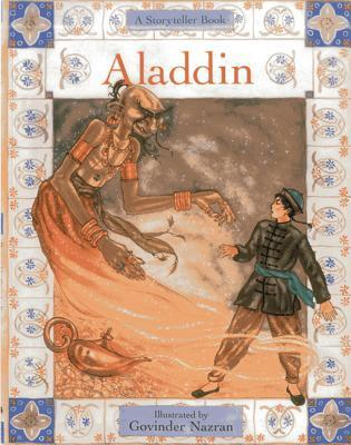 A Storyteller Book: Aladdin  by  Anonymous