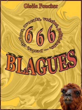 666 Blagues Gisèle Foucher