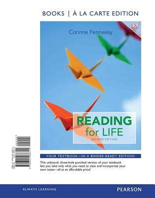 Reading for Life, Books a la Carte Edition Corinne Fennessy