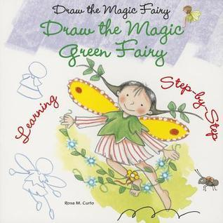 Draw the Magic Green Fairy  by  Rosa María Curto
