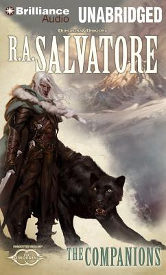 Companions, The  by  R.A. Salvatore