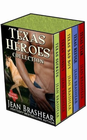 TEXAS HEROES COLLECTION: Books 1-5 Jean Brashear